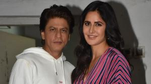 Shah Rukh Khan and Katrina Kaif's THROWBACK photos will make you wish they reunite for a film