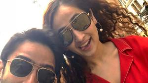 Shaheer Sheikh and Ruchikaa Kapoor: From the couple's first meet, engagement to surprise wedding