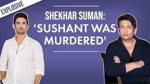 Shekhar Suman: Sushant Singh Rajput was murdered; Rhea Chakraborty involved but there's a mastermind