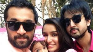 Shraddha Kapoor: PHOTOS that prove she is close to brother Siddhanth Kapoor & cousin Priyaank Sharma