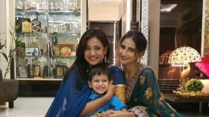 Shweta Tiwari: PHOTOS of Khatron Ke Khiladi 11 contestant with Palak and Reyansh prove she is a doting mother