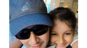 Sitara Ghattamaneni's PHOTOS with her Tollywood star father Mahesh Babu prove she is a complete daddy's girl
