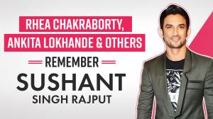 Celebs pay a heartfelt tribute to Sushant Singh Rajput