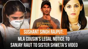 Sushant Singh Rajput's Case: Actor's cousin's legal notice to Sanjay Raut to the next verdict of SC