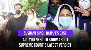 Sushant Singh Rajput's Case: All you need to know about the Supreme Court's latest verdict