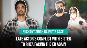 Sushant Singh Rajput Case: Late actor's conflict with sister to Rhea Chakraborty facing the ED again