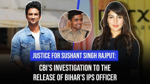 Sushant Singh Rajput's death case: CBI probe to Bihar IPS Officer released