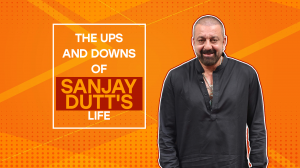 Take a look into Sanjay Dutt's life story