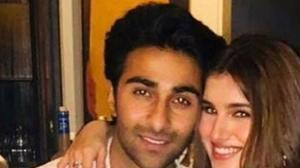 All the times Aadar Jain left sweet comments on Tara Sutaria's Instagram posts and made fans go 'aww'