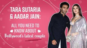 Tara Sutaria and Aadar Jain: All you need to know about Bollywood's latest couple