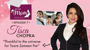Tisca Chopra on being Mom, breaking stereotypes, Taare Zameen Par, Hostages and more