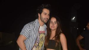 Varun Dhawan and Natasha Dalal's papped PHOTOS prove their chemistry is on 10 on 10; Take a look