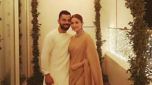 All the times Virat Kohli and Anushka Sharma looked like a happy couple in desi outfits