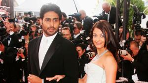 When Aishwarya Rai Bachchan & Abhishek Bachchan walked the Cannes red carpet for the FIRST time as newlyweds