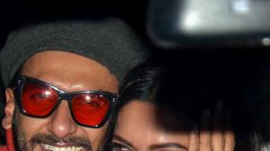 When Deepika Padukone and Ranveer Singh couldn't keep hands off each other post movie date; See Throwback Pics