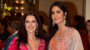 When Katrina Kaif and sister Isabelle Kaif stole hearts in traditional outfits ; See THROWBACK photos