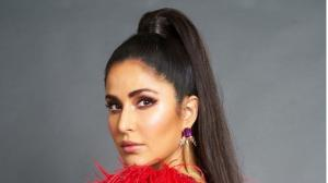 When Katrina Kaif donned the same high ponytail for her performance as Deepika Padukone's Cannes 2019 look