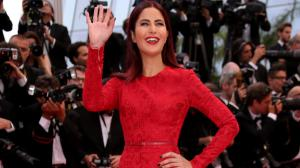 When Katrina Kaif made a ravishing appearance at the Canne...