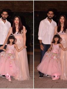 In Pics: Aaradhya Bachchan's grand birthday celebration