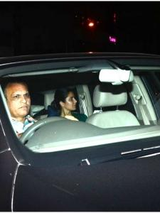Katrina Kaif and sister Isabelle spotted at friend's place
