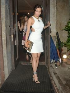Malaika Arora Khan steps out in the city to enjoy with her girl pals