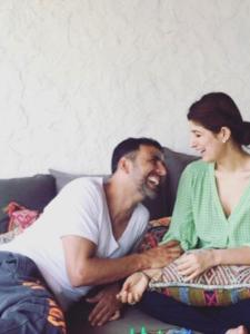 Akshay Kumar and Twinkle Khanna: PHOTOS of the swanky sea facing home of the Khiladi of Bollywood