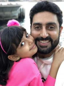 Aaradhya Bachchan and Abhishek Bachchan's father and daughter moments in THESE photos are priceless