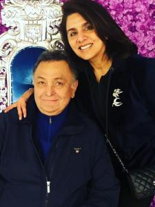 Rishi Kapoor and Neetu Kapoor's love story is one of a kind; Take a look at their journey