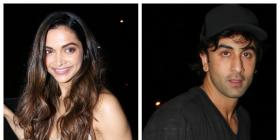 PHOTOS: It is Tamasha time for Deepika Padukone and Ranbir Kapoor as they head to Imtiaz Ali's birthday bash