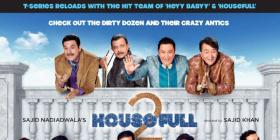 Housefull 2 gets Negative Reviews, Opens well at Box Office