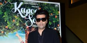 'It was a disastrous debut': Karan Johar on Bombay Velvet