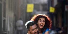 Manmarziyaan controversy: Taapsee Pannu DEMANDS a drug test outside Gurudwaras; here's why