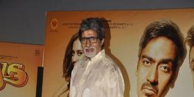 Amitabh Bachchan unveils the first look of Rascals