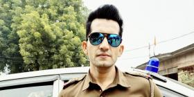 Abhilash Chaudhary says 'Dabangg 3' helped him getting a role of a police officer in a TV series