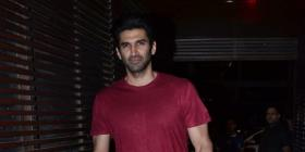 Watch: Aditya Roy Kapur hilariously begs the paparazzi to leave him alone at Malang success party