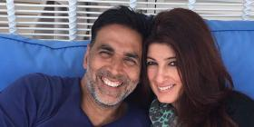Akshay Kumar tests negative for COVID 19, confirms Twinkle Khanna with their quirky caricature