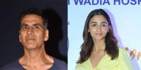 Akshay Kumar pens a sweet birthday note for Alia Bhatt: May you keep shining as all different hats you don