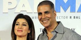 Akshay Kumar apologises to Twinkle Khanna as she trolls him for not mentioning her in tweet about PadMan