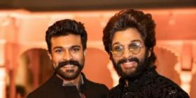 Ram Charan sends goodies and handwritten 'get well soon' note to Allu Arjun; See Photo