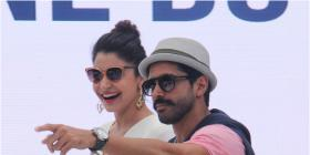 From Anushka Sharma for Dil Dhadakne Do co star Farhan Akhtar, a birthday wish filled with love & luck