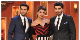 Arjun Kapoor is sad his Gunday co stars Ranveer Singh & Priyanka Chopra left him alone this Valentine's Day