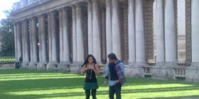 Salman, Asin & Ajay on the Sets of London Dreams