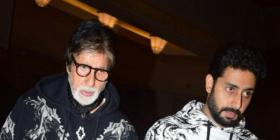 Amitabh Bachchan after watching Abhishek's The Big Bull: It's a moment of pride to see their 'progress report'
