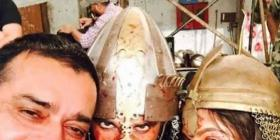 Deepika Padukone, Ranveer Singh's BTS pic from Bajirao Mastani will make you want to see them on screen again