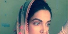 Deepika Padukone looks entrancing in THIS throwback PHOTO from the sets of Bajirao Mastani