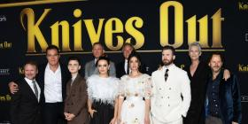 Knives Out director thrilled about bringing together a stellar star cast like Chris Evans & Daniel Craig