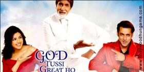 God Tussi Great Ho First Promo