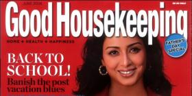 Tabu on the Cover of Good Housekeeping