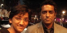 Anurag Basu spotted at  london during kites premiere