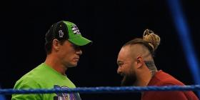 Has WWE already started taping a few top matches for two day Wrestlemania 36?
